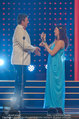 Romy Gala - Preisverleihung - Hofburg - Sa 26.04.2014 - Sabine PETZL �berreicht Romy an Hans SIGL9