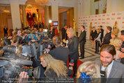 Romy Gala - red carpet - Hofburg - Sa 26.04.2014 - 104