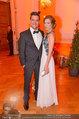 Romy Gala - red carpet - Hofburg - Sa 26.04.2014 - Andi MORAWEZ mit Begleitung Tanja125