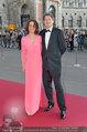 Romy Gala - red carpet - Hofburg - Sa 26.04.2014 - Helmut BRANDST�TTER, Patricia PAWLWICKI3