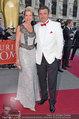 Romy Gala - red carpet - Hofburg - Sa 26.04.2014 - Hans SIEGL mit Begleitung38