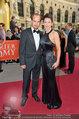 Romy Gala - red carpet - Hofburg - Sa 26.04.2014 - Pia BARESCH, Peter LESIAK70