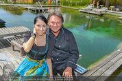 Birthday Party - Hanner Mayerling - So 27.04.2014 - Heinz HANNER, Brigitte LASHOFER18