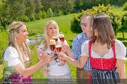 Birthday Party - Hanner Mayerling - So 27.04.2014 - Yvonne RUEFF, Kathi STEININGER, Birgit INDRA41
