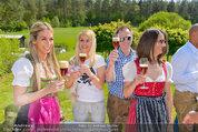 Birthday Party - Hanner Mayerling - So 27.04.2014 - Yvonne RUEFF, Kathi STEININGER, Birgit INDRA42