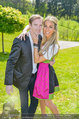 Birthday Party - Hanner Mayerling - So 27.04.2014 - Yvonne RUEFF mit Freund47