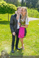 Birthday Party - Hanner Mayerling - So 27.04.2014 - Yvonne RUEFF mit Freund48