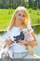 Birthday Party - Hanner Mayerling - So 27.04.2014 - Kathi STEININGER mit Hund Chloe5
