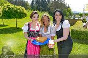 Birthday Party - Hanner Mayerling - So 27.04.2014 - Amina DAGI mit Mutter Indira, Verena PFL�GER52