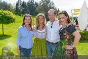 Birthday Party - Hanner Mayerling - So 27.04.2014 - Sissi und J�rg KNABL, Verena PFL�GER, Atousa MASTAN60