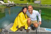 Birthday Party - Hanner Mayerling - So 27.04.2014 - Cyril RADLHER mit Freundin64