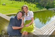 Birthday Party - Hanner Mayerling - So 27.04.2014 - Heinz HANNER, Verena PFL�GER68