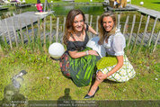 Birthday Party - Hanner Mayerling - So 27.04.2014 - Verena PFL�GER, Atousa MASTAN73