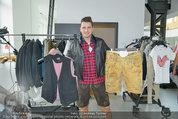Andreas Gabalier Modekollektion - BalloonArt - Mo 28.04.2014 - Andreas GABALIER1