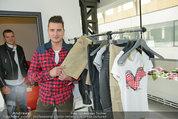 Andreas Gabalier Modekollektion - BalloonArt - Mo 28.04.2014 - Andreas GABALIER15