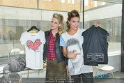 Andreas Gabalier Modekollektion - BalloonArt - Mo 28.04.2014 - Models21