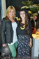 Duftpräsentation - Tiberius - Di 29.04.2014 - Irene MAYER mit Tochter Mariella8