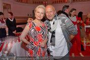 Sundowner - Hofreitschule - Di 29.04.2014 - Ildiko RAIMONDI, Andi LACKNER31
