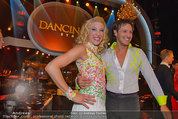 Dancing Stars - ORF Zentrum - Fr 02.05.2014 - Maria SANTNER, Marco ANGELINI12