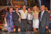 Dancing Stars - ORF Zentrum - Fr 02.05.2014 - Marco ANGELINI mit Mutter und Tanten6