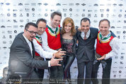 Amadeus Pre-Party - Glacis Beisl - Di 06.05.2014 - Die jungen Zillertaler (JUZIS), Peter DRAXL, Alessa, Sasha SAEDI19