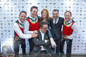 Amadeus Pre-Party - Glacis Beisl - Di 06.05.2014 - Die jungen Zillertaler (JUZIS), Peter DRAXL, Alessa, Sasha SAEDI20