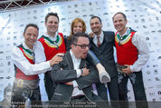 Amadeus Pre-Party - Glacis Beisl - Di 06.05.2014 - Die jungen Zillertaler (JUZIS), Peter DRAXL, Alessa, Sasha SAEDI21