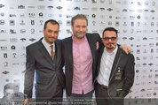 Amadeus Pre-Party - Glacis Beisl - Di 06.05.2014 - Sasha SAEDI, Matthias ROSKA, Peter DRAXL7