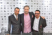 Amadeus Pre-Party - Glacis Beisl - Di 06.05.2014 - Sasha SAEDI, Matthias ROSKA, Peter DRAXL8