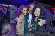 Amadeus Aftershow Party - Volksgarten - Di 06.05.2014 - Eva K. ANDERSON, Harald HANISCH, COMO1
