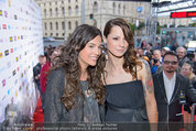 Amadeus - Red Carpet - Volkstheater - Di 06.05.2014 - Christina ST�RMER, Anna F.121