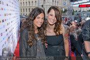 Amadeus - Red Carpet - Volkstheater - Di 06.05.2014 - Christina ST�RMER, Anna F.124