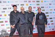 Amadeus - Red Carpet - Volkstheater - Di 06.05.2014 - Die fantastischen Vier (Fanta4)129