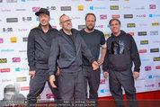 Amadeus - Red Carpet - Volkstheater - Di 06.05.2014 - Die fantastischen Vier (Fanta4)132