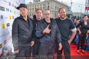 Amadeus - Red Carpet - Volkstheater - Di 06.05.2014 - Die fantastischen Vier (Fanta4)136
