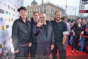 Amadeus - Red Carpet - Volkstheater - Di 06.05.2014 - Die fantastischen Vier (Fanta4)137