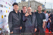 Amadeus - Red Carpet - Volkstheater - Di 06.05.2014 - Die fantastischen Vier (Fanta4)138