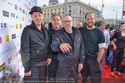 Amadeus - Red Carpet - Volkstheater - Di 06.05.2014 - Die fantastischen Vier (Fanta4)139