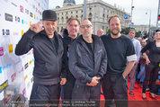 Amadeus - Red Carpet - Volkstheater - Di 06.05.2014 - Die fantastischen Vier (Fanta4)140
