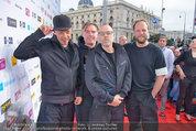 Amadeus - Red Carpet - Volkstheater - Di 06.05.2014 - Die fantastischen Vier (Fanta4)141