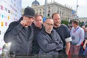 Amadeus - Red Carpet - Volkstheater - Di 06.05.2014 - Die fantastischen Vier (Fanta4)143