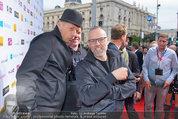 Amadeus - Red Carpet - Volkstheater - Di 06.05.2014 - Die fantastischen Vier (Fanta4)144