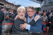 Amadeus - Red Carpet - Volkstheater - Di 06.05.2014 - Joesi PROKOPETZ, Steffanie WERGER158