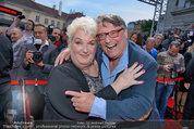 Amadeus - Red Carpet - Volkstheater - Di 06.05.2014 - Joesi PROKOPETZ, Steffanie WERGER163
