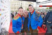 Amadeus - Red Carpet - Volkstheater - Di 06.05.2014 - Die wilden Kaiser17
