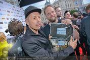 Amadeus - Red Carpet - Volkstheater - Di 06.05.2014 - Die fantastischen Vier (Fanta4)170