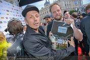 Amadeus - Red Carpet - Volkstheater - Di 06.05.2014 - Die fantastischen Vier (Fanta4)171