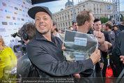 Amadeus - Red Carpet - Volkstheater - Di 06.05.2014 - Die fantastischen Vier (Fanta4)172