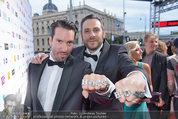 Amadeus - Red Carpet - Volkstheater - Di 06.05.2014 - The Boss HOSS179