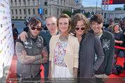 Amadeus - Red Carpet - Volkstheater - Di 06.05.2014 - Jennifer ROSTOCK183
